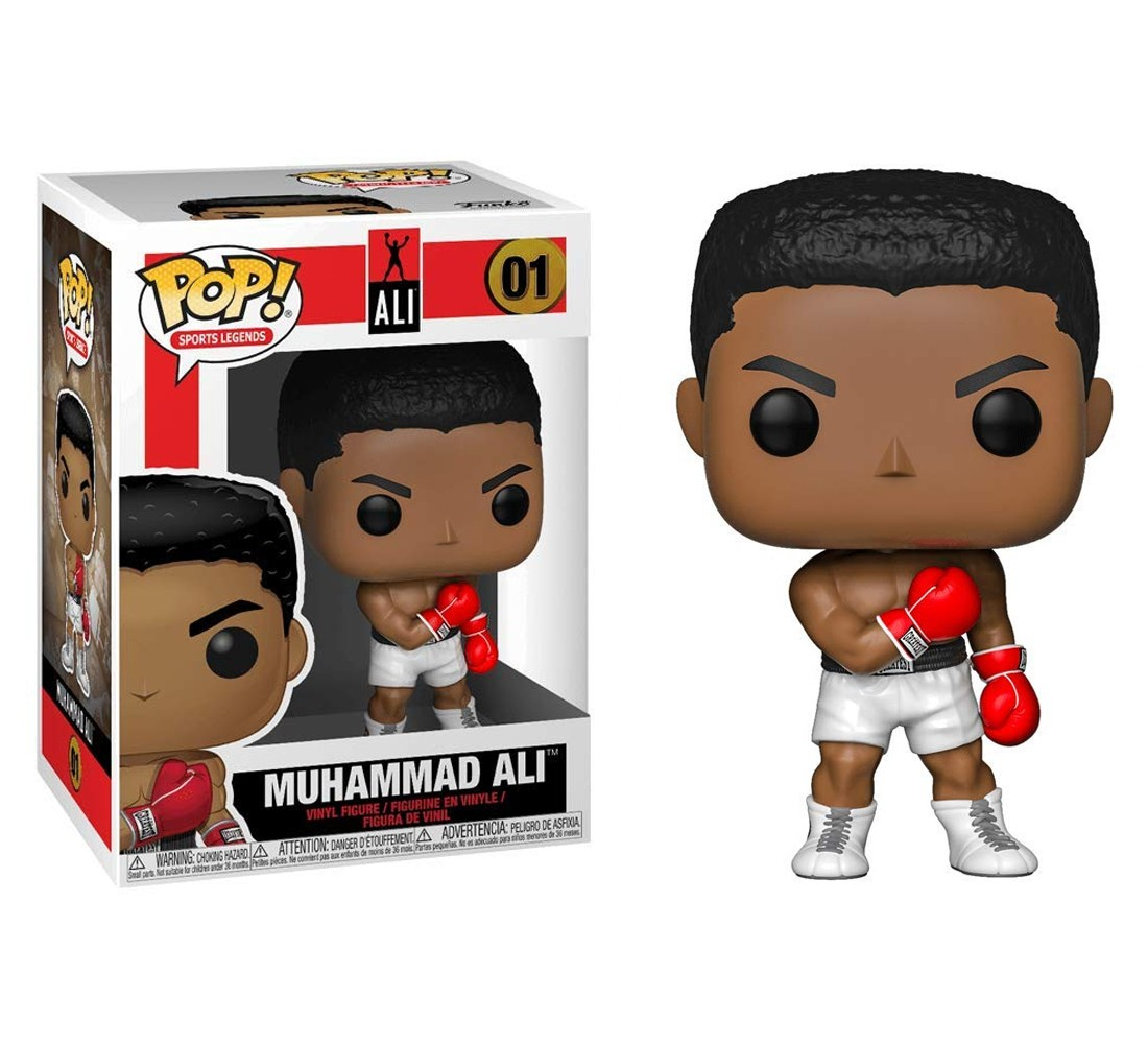 Muhammad Ali #01 - Funko Pop! Sports Legends