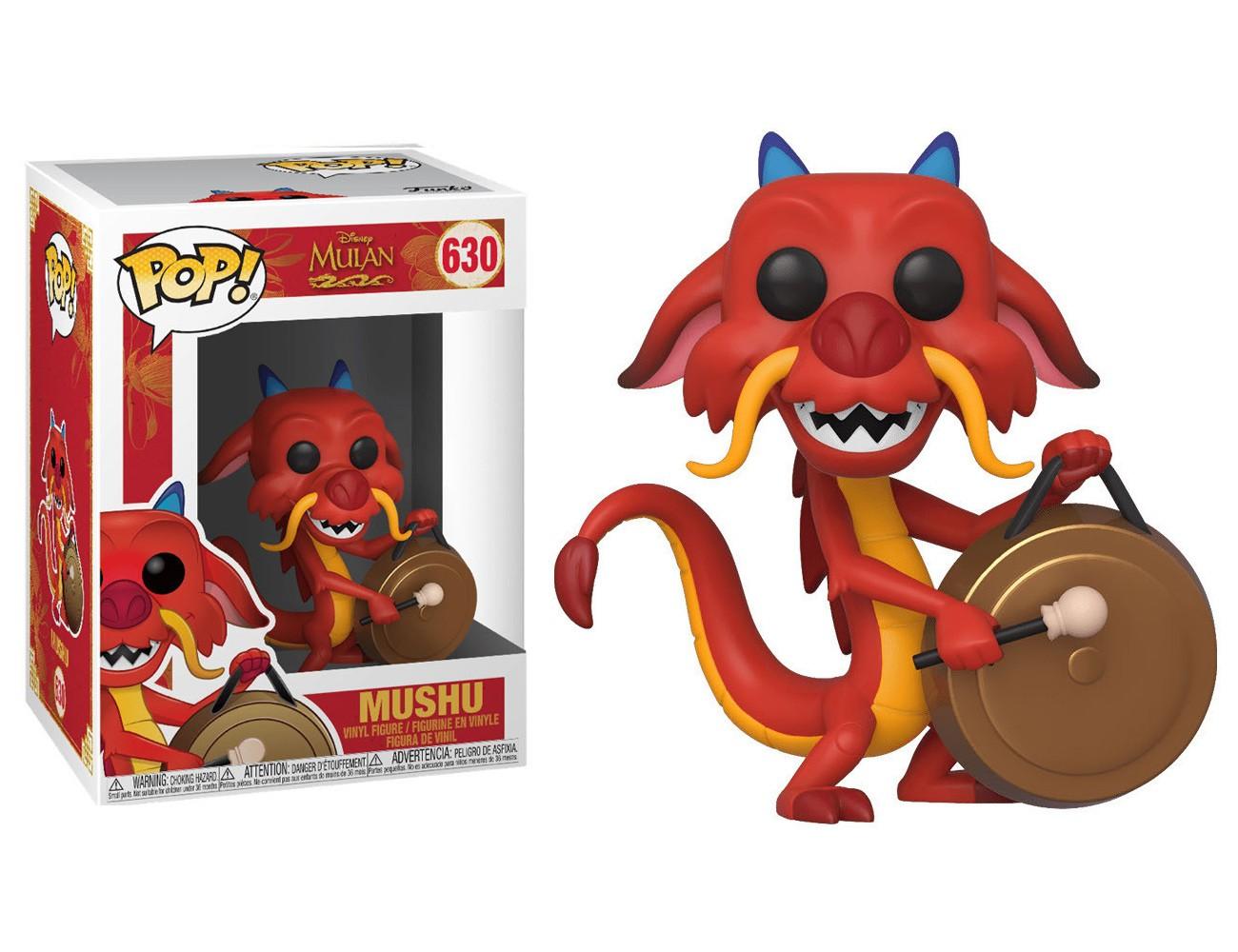 Mushu #630 - Mulan - Funko Pop! Disney