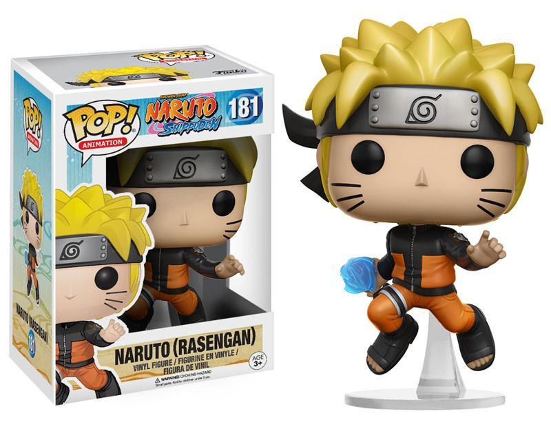 Naruto ( Rasengan ) #181 - Naruto Shippuden - Funko Pop! Animation