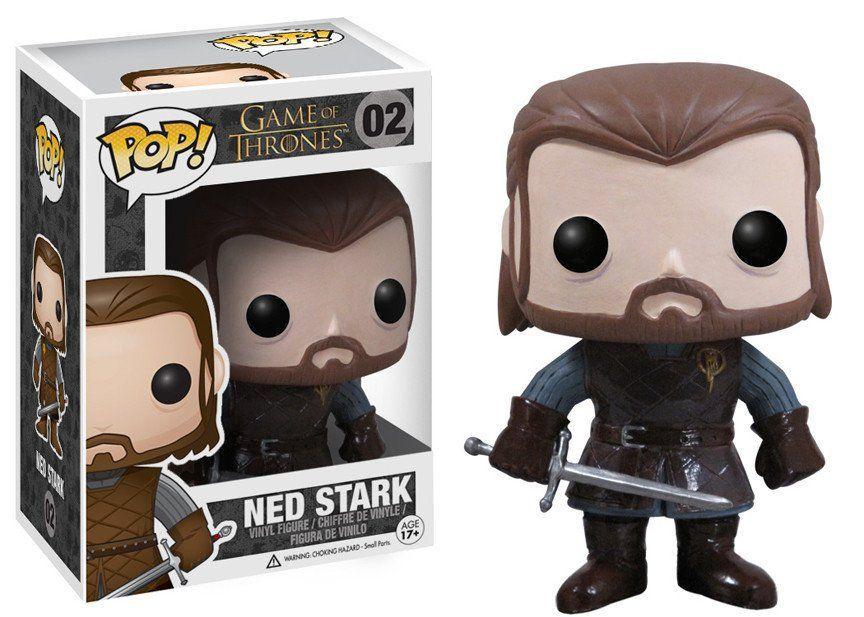Ned Stark #02 - Game of Thrones - Funko Pop!
