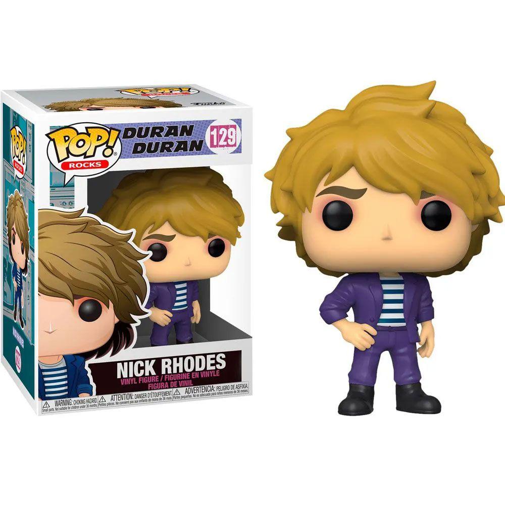 Nick Rhodes #129 - Duran Duran - Funko Pop! Rocks
