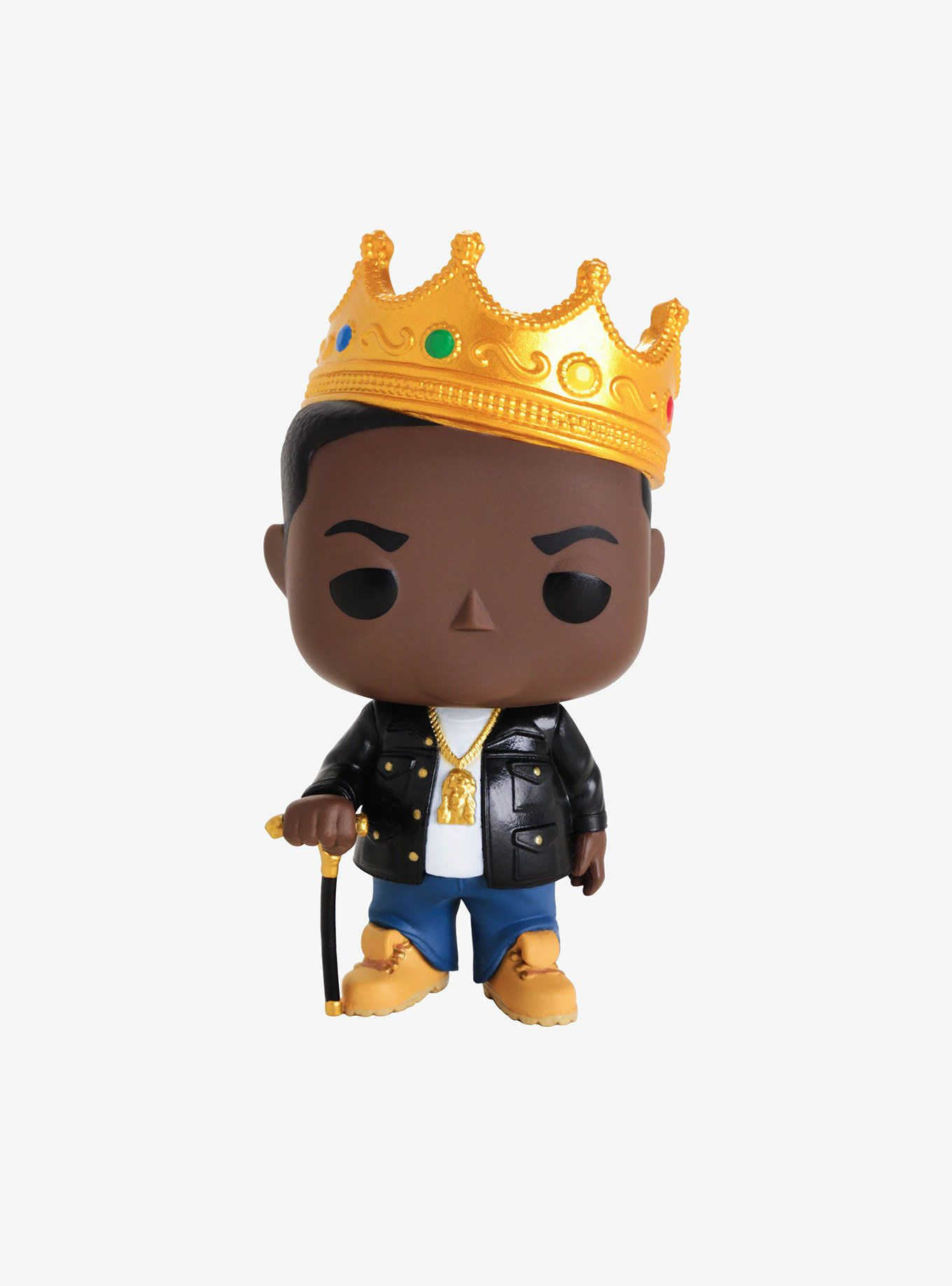 The Notorious B.I.G. with Crown #77 - Funko Pop! Rocks
