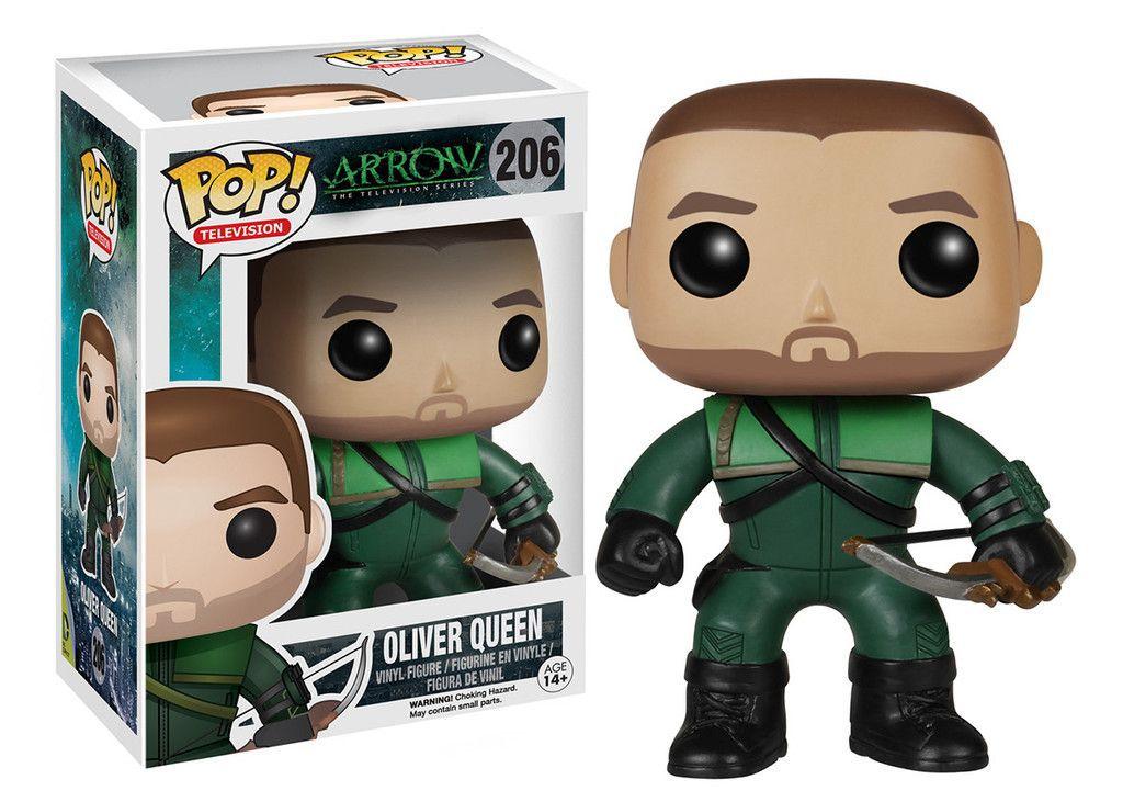Oliver Queen #206 - Arrow - Funko Pop! Television