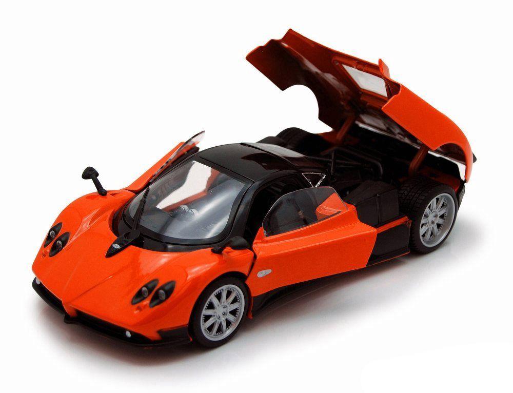 Pagani Zonda F - Escala 1:24 - Motormax