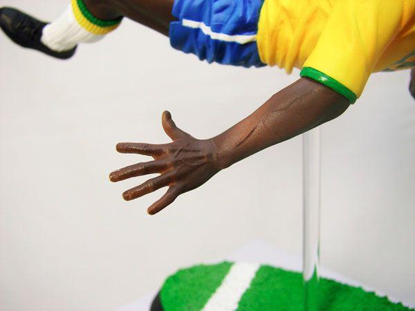 Pelé ( Edson Arantes do Nascimento ) - 20th Century Icon Figure - Kotobukiya