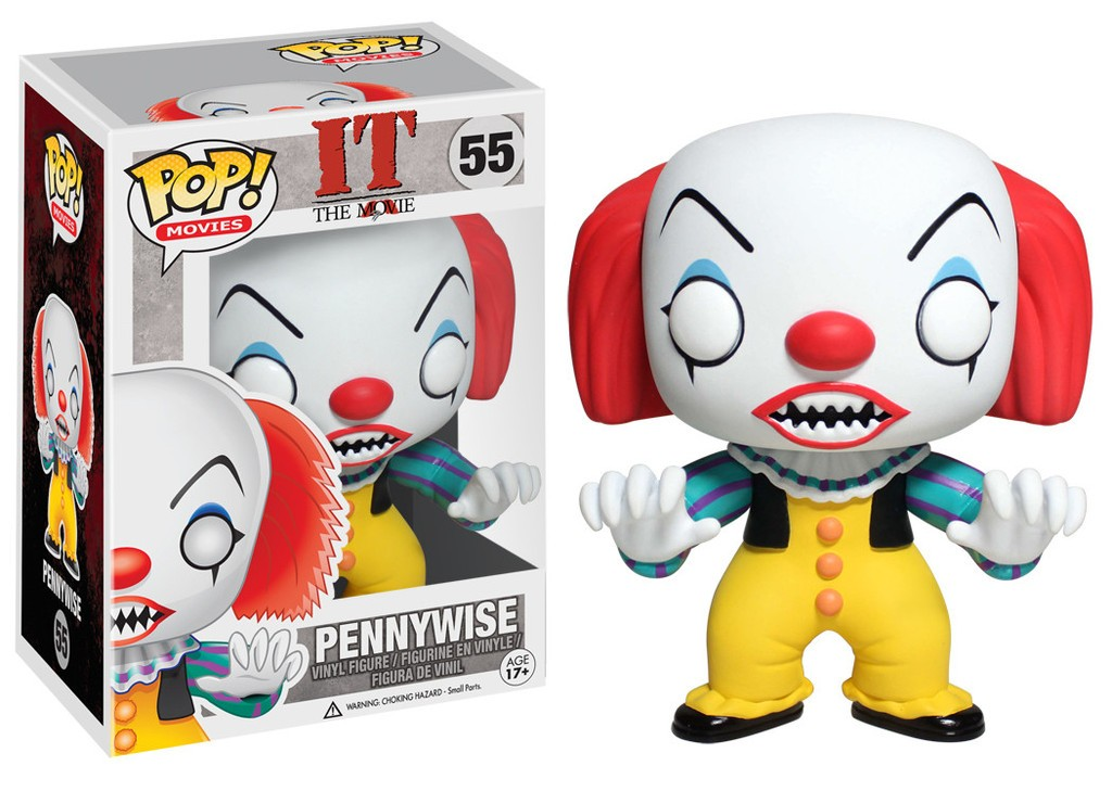 Pennywise #55 - It The Movie - Funko Pop! Movies