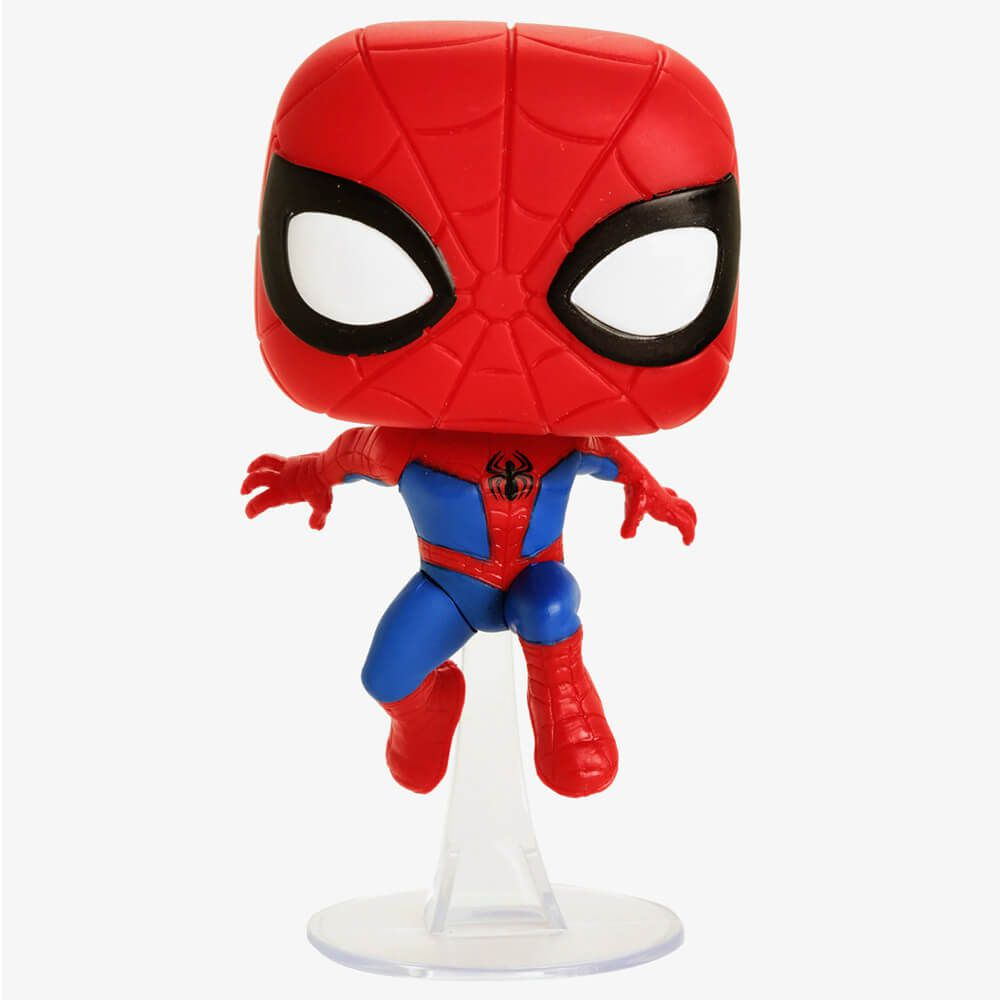 Peter Parker #404 - Spider-Man Into The Spiderverse (Homem-Aranha: No Aranhaverso) - Funko Pop! Marvel