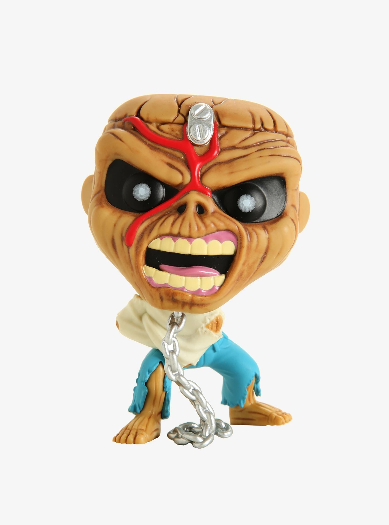 Piece of Mind Eddie #146 - Iron Maiden - Funko Pop! Rocks