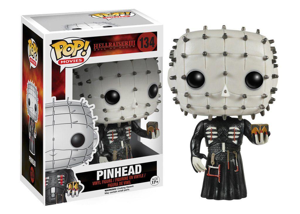 Pinhead #134 - Hellraiser - Funko Pop! Movies