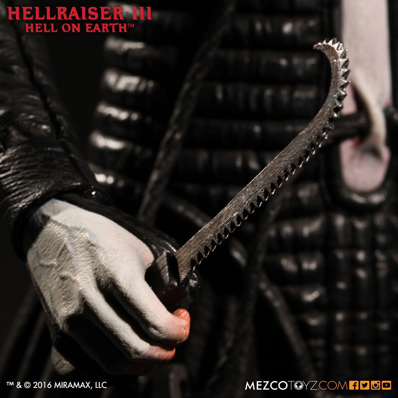 Pinhead - Hellraiser III Hell of Earth - Mezco