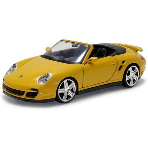 Porsche 911 Turbo Cabriolet - Escala1:24 - Motormax