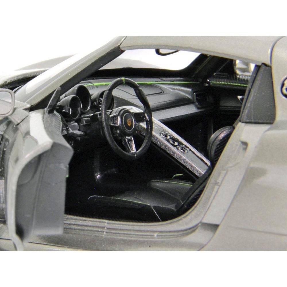 Porsche 918 Spyder - Escala 1:24 - Welly