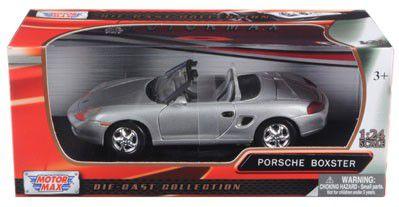 Porsche Boxster - Escala 1:24 - Motormax