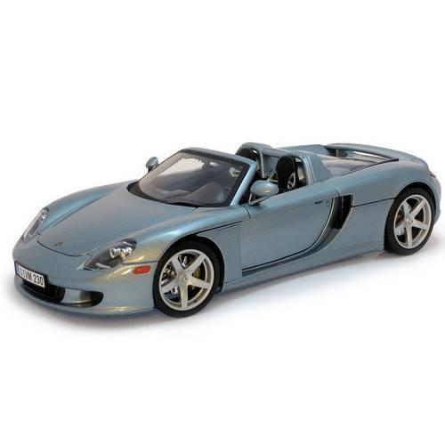 Porsche Carrera GT - Escala 1:18 - Motormax