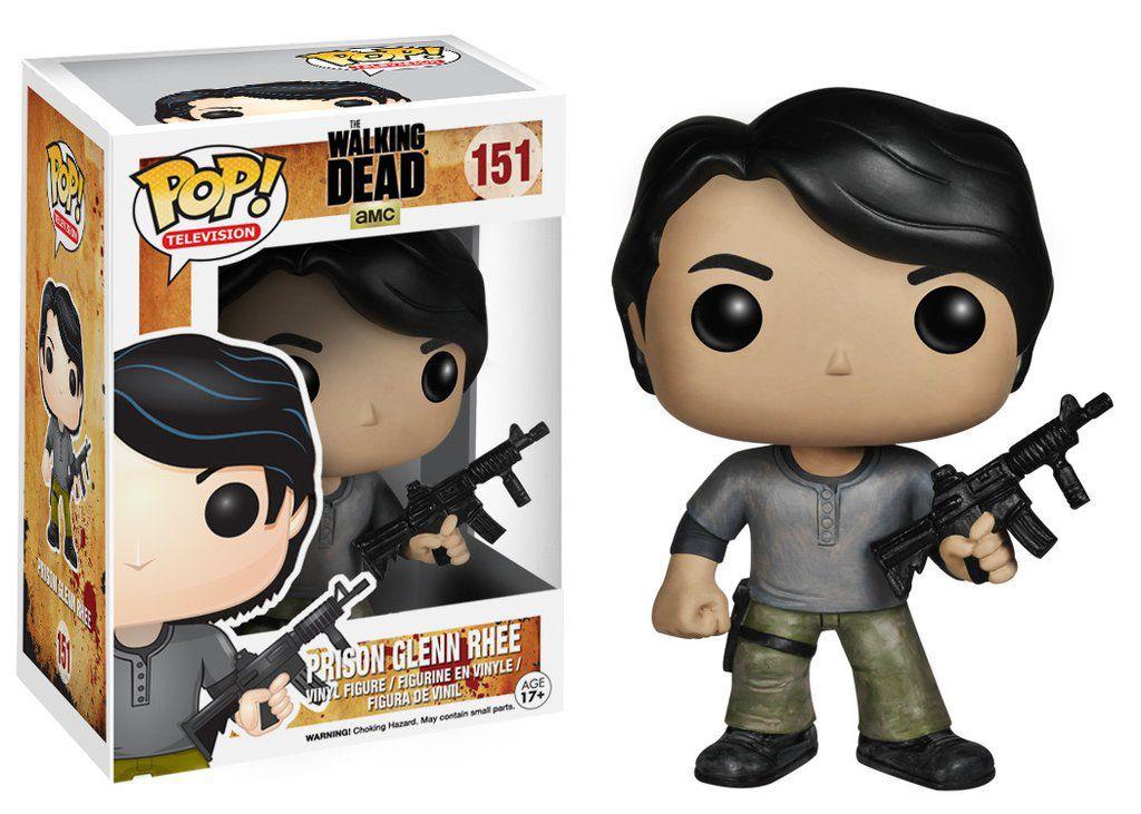 Prison Glenn Rhee #151 - The Walking Dead - Funko Pop! Television