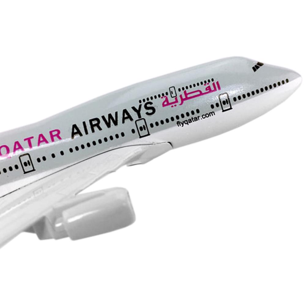 Qatar Airways - Boeing 747