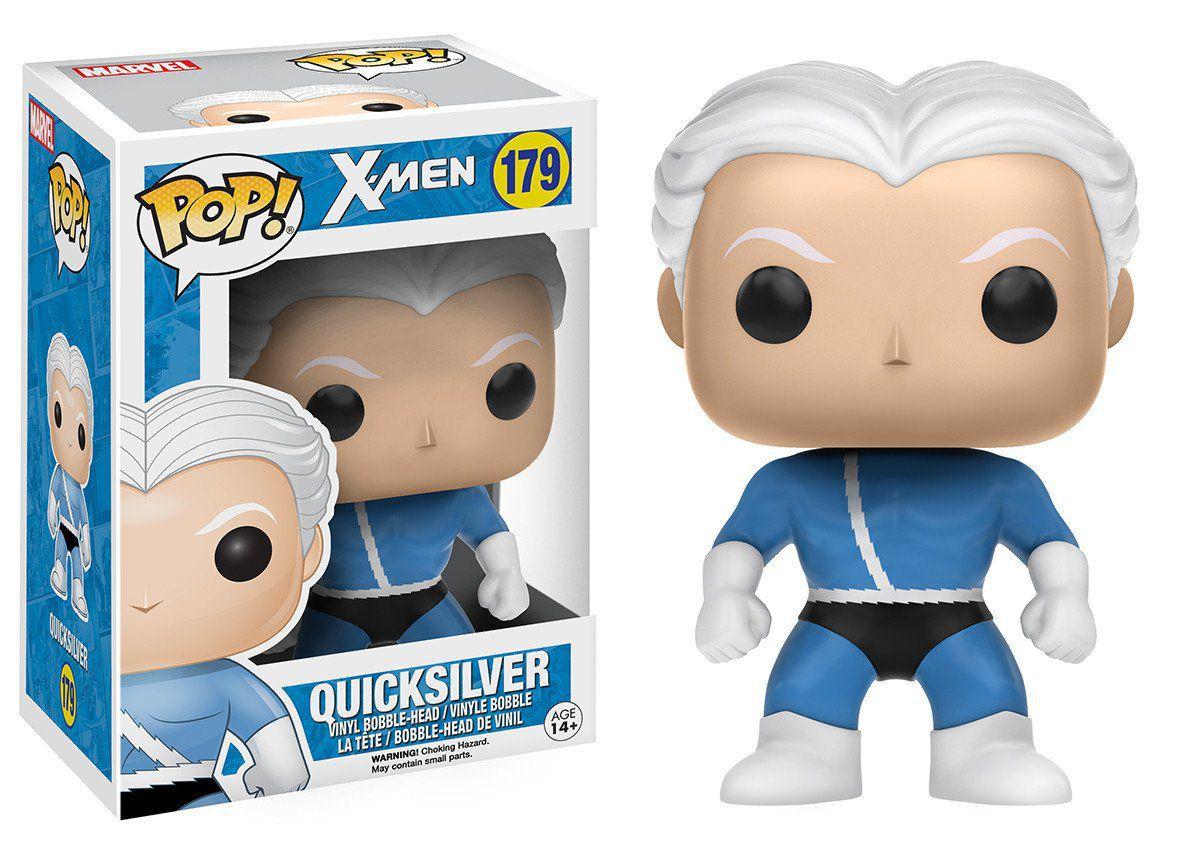 Quicksilver #179 ( Mercúrio ) - X-Men - Funko Pop! Marvel