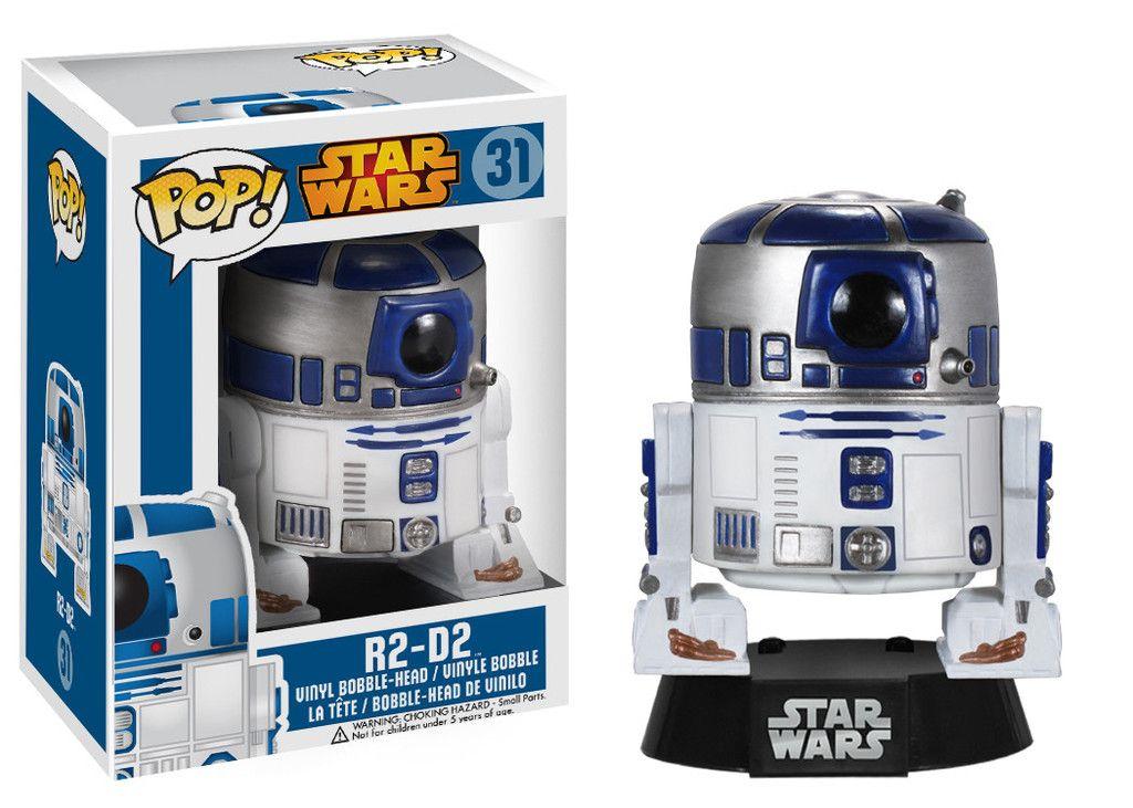 R2-D2 #31 - Star Wars - Funko Pop!