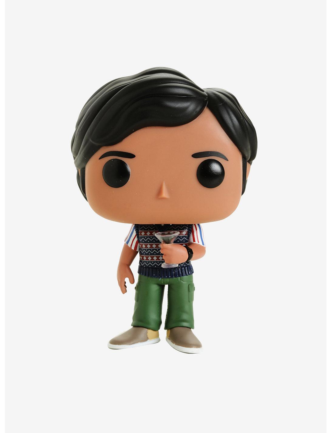 Raj Koothrappali #781 - The Big Bang Theory - Funko Pop! Television