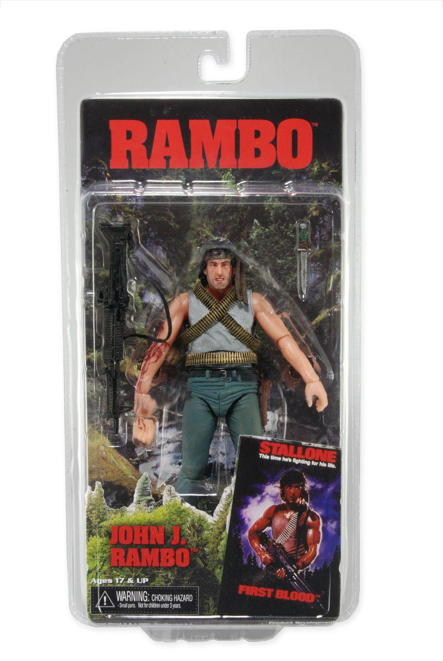 Rambo - John J. Rambo - First Blood - NECA
