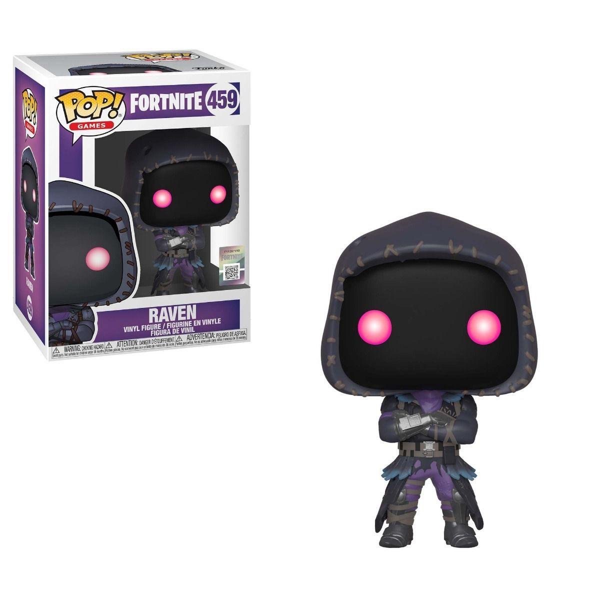 Raven #459 - Fortnite - Funko Pop! Games