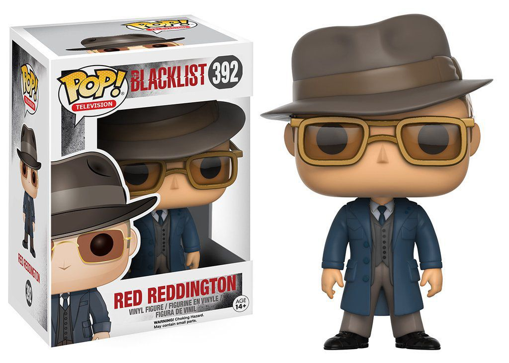 Red Reddington #392 - The Blacklist - Funko Pop! Television