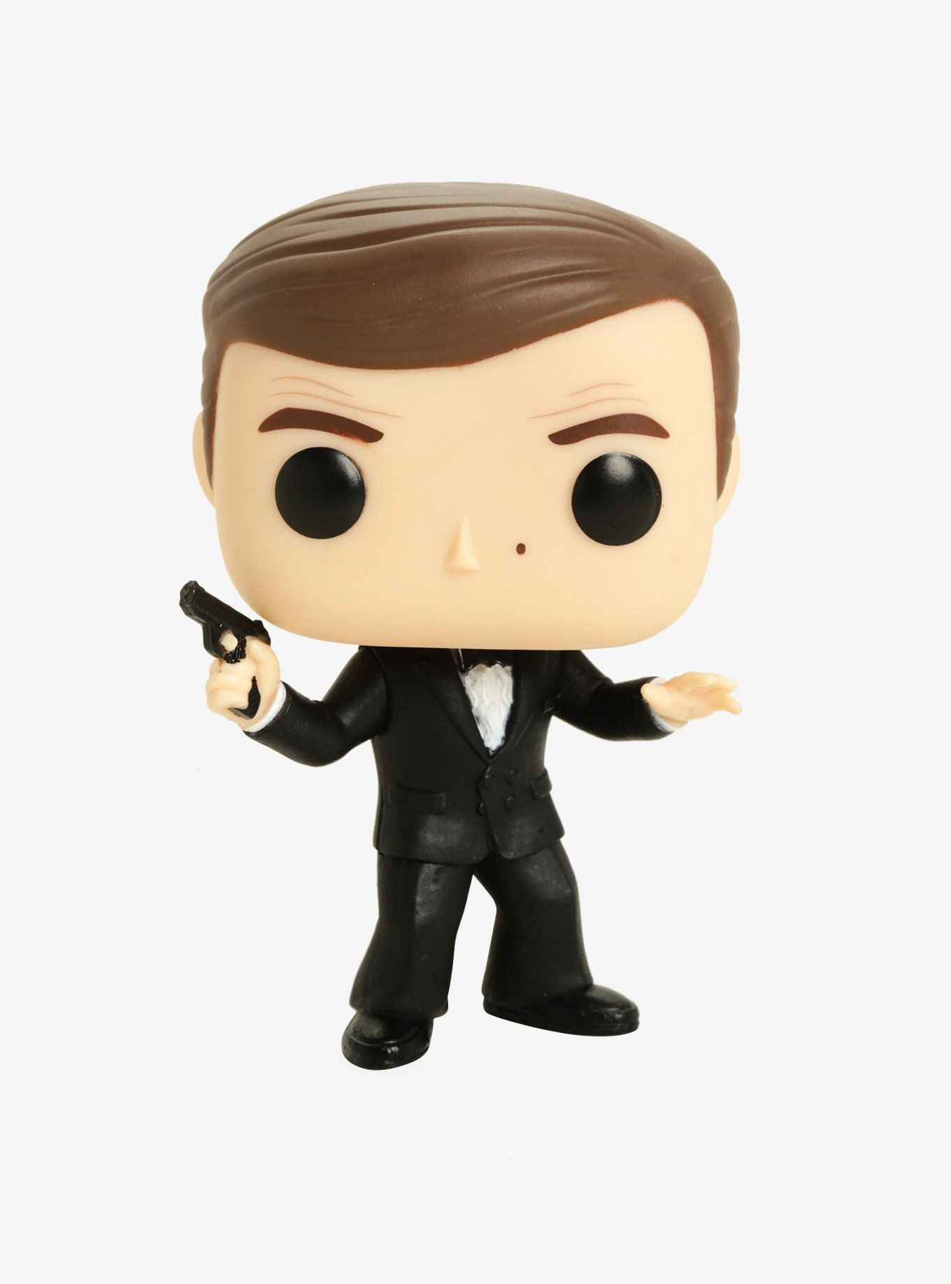 Roger Moore #522 - James Bond - 007 The Spy Loved Me ( O Espião que me Amava ) - Funko Pop! Movies