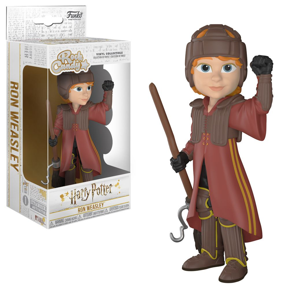 Ron Weasley - Harry Potter - Funko Rock Candy