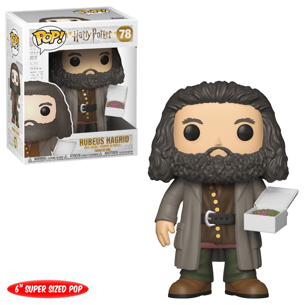 Rubeus Hagrid #78 - Harry Potter - Funko Pop!