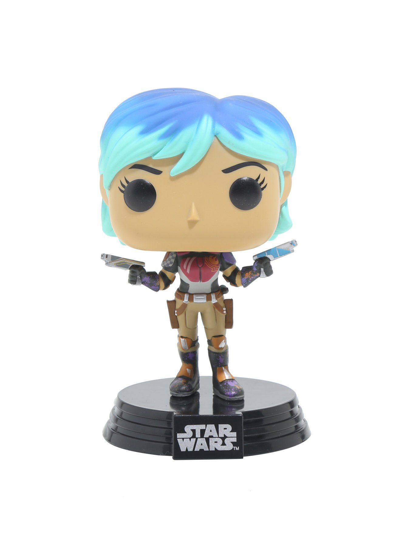 Sabine Wren #135 - Star Wars Rebels - Funko Pop!