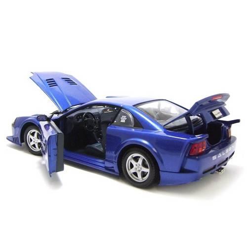 Saleen SR - Escala 1:18 - Motormax