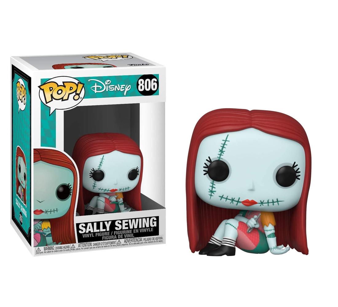 Sally Sewing #806 - The Nightmare Before Christmas - Funko Pop! Disney