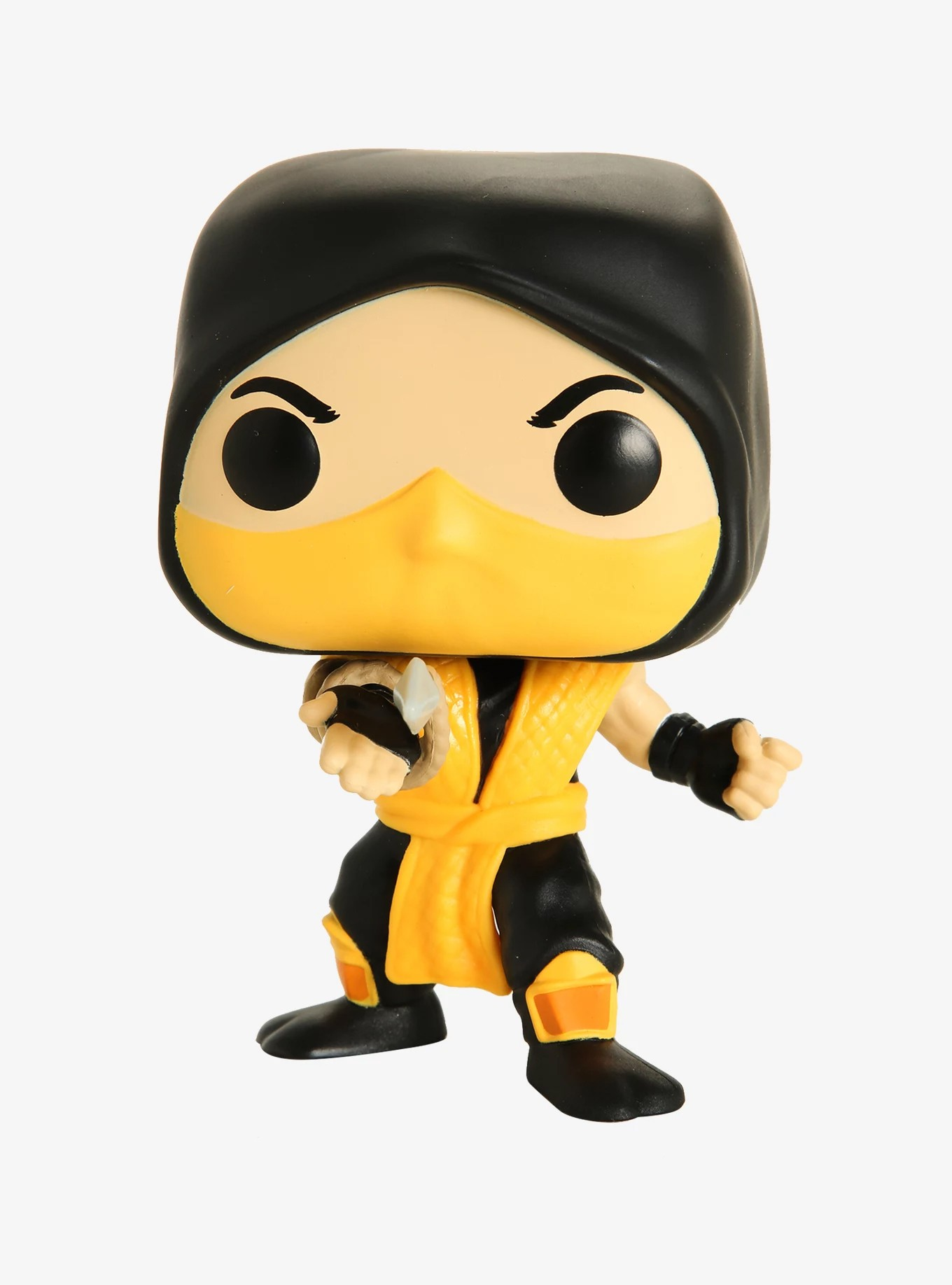Scorpion #537 - Mortal Kombat - Funko Pop! Games