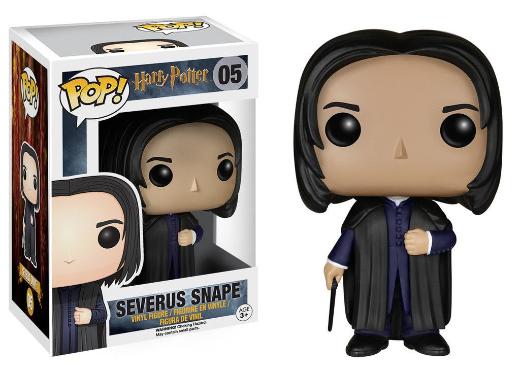 Severus Snape #05 - Harry Potter - Funko Pop!