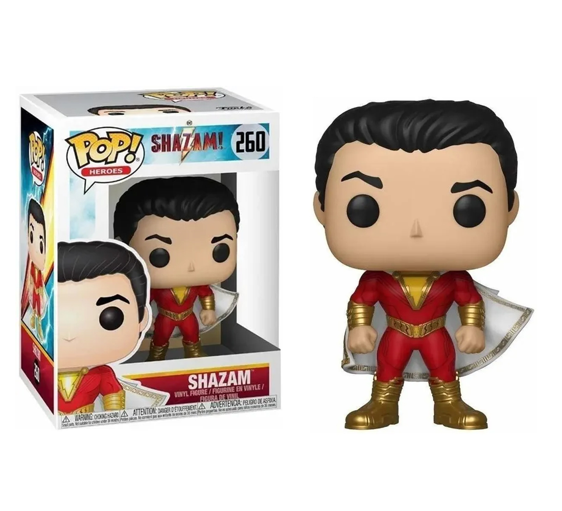Shazam #260 - Funko Pop! Heroes