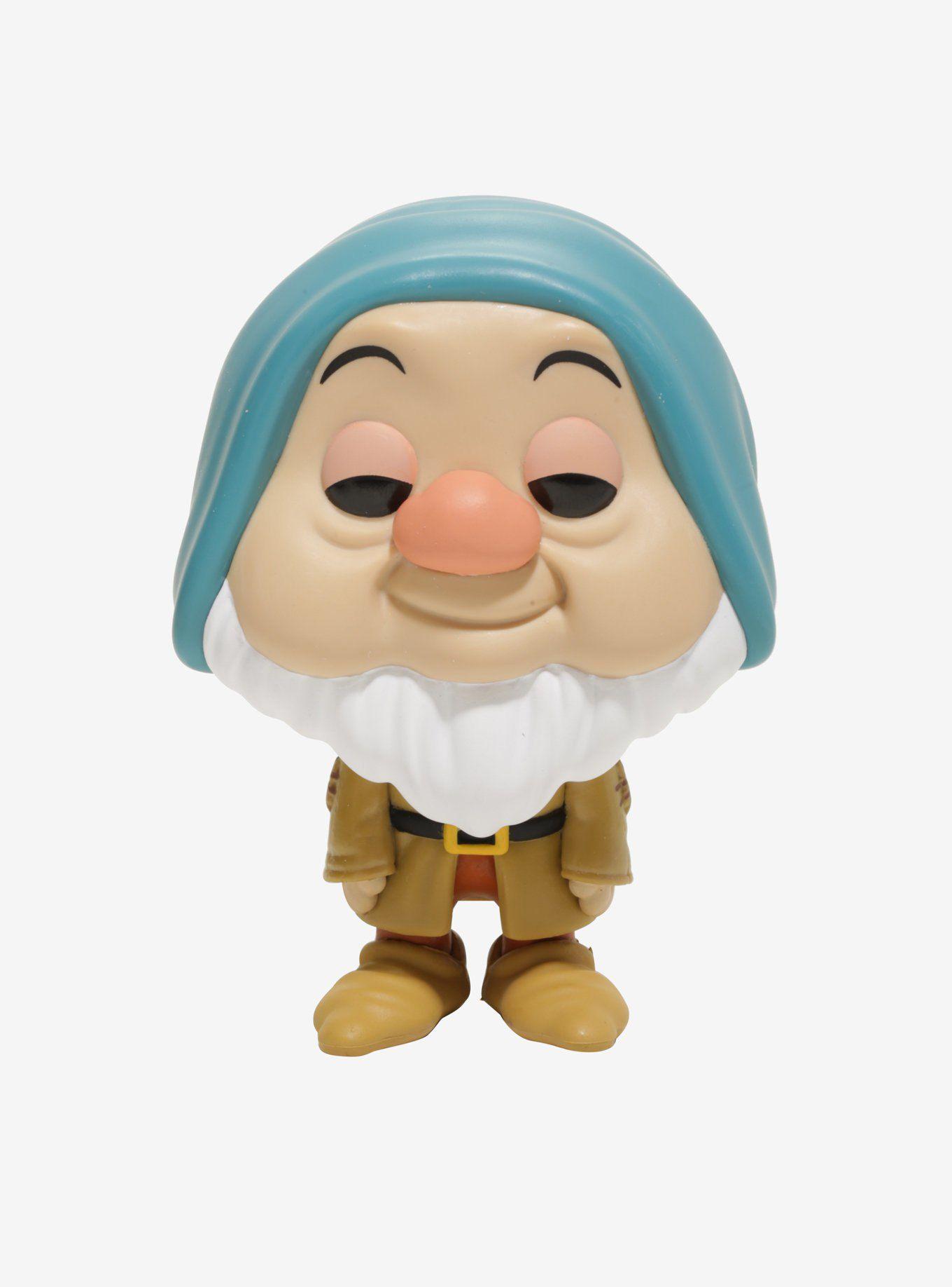 Sleepy #343 ( Soneca ) - Snow White ( Branca de Neve ) - Funko Pop! Disney