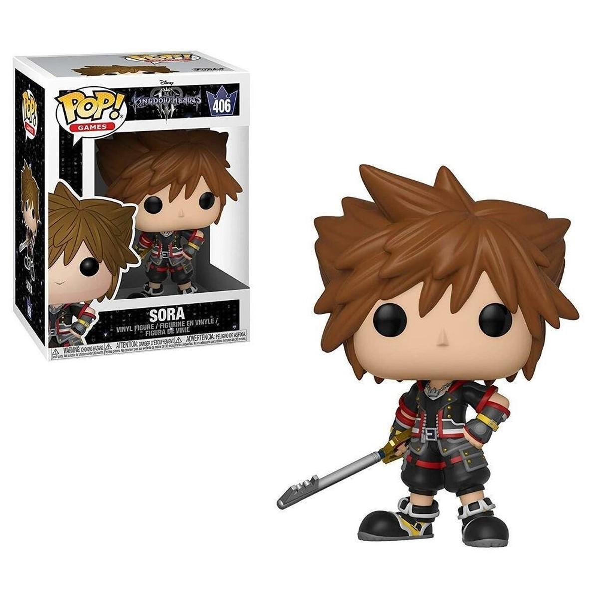 Sora #406 - Kingdom Hearts - Funko Pop! Games