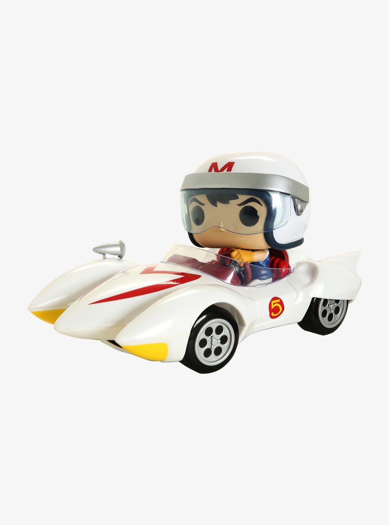 Speed Racer with the Mach 5 #75 - Speed Racer - Funko Pop! Rides
