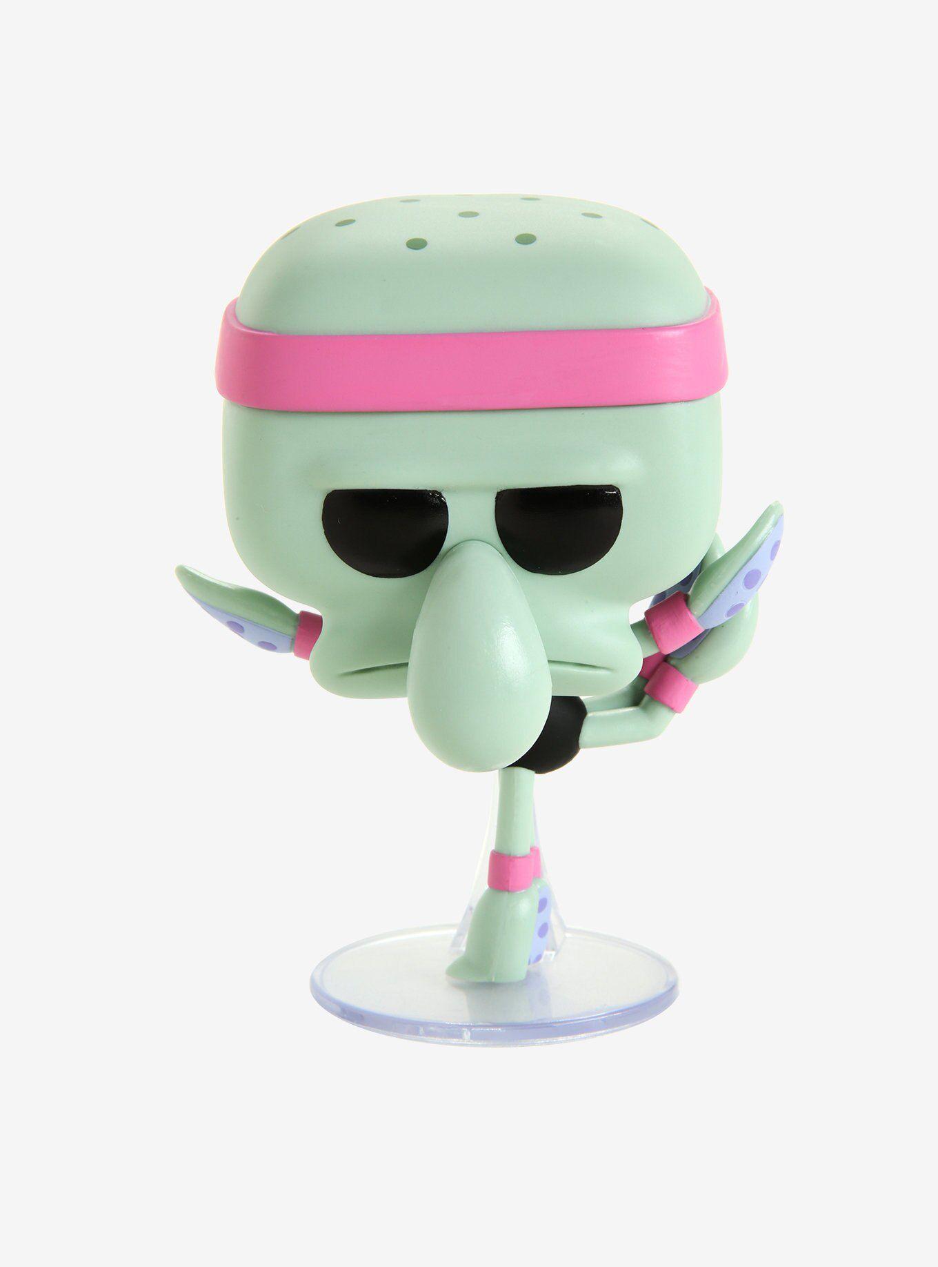 Squidward Tentacles #560 ( Lula Molúsculo ) - Spongebob Squarepants ( Bob Esponja Calça Quadrada ) - Funko Pop!