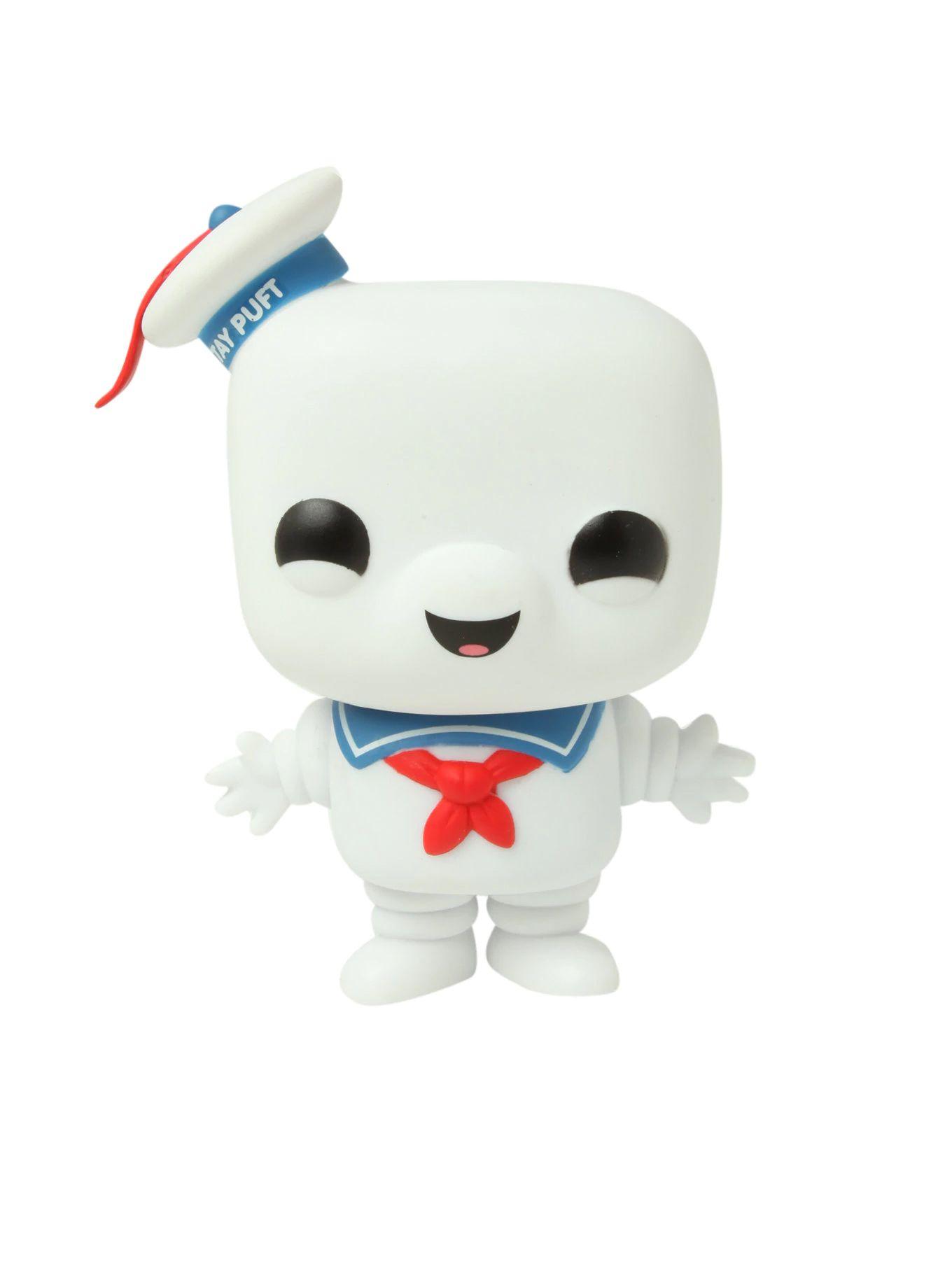 Stay Puft Marshmallow Man #109 - Ghostbusters ( Caça Fantasmas ) - Funko Pop! Movies