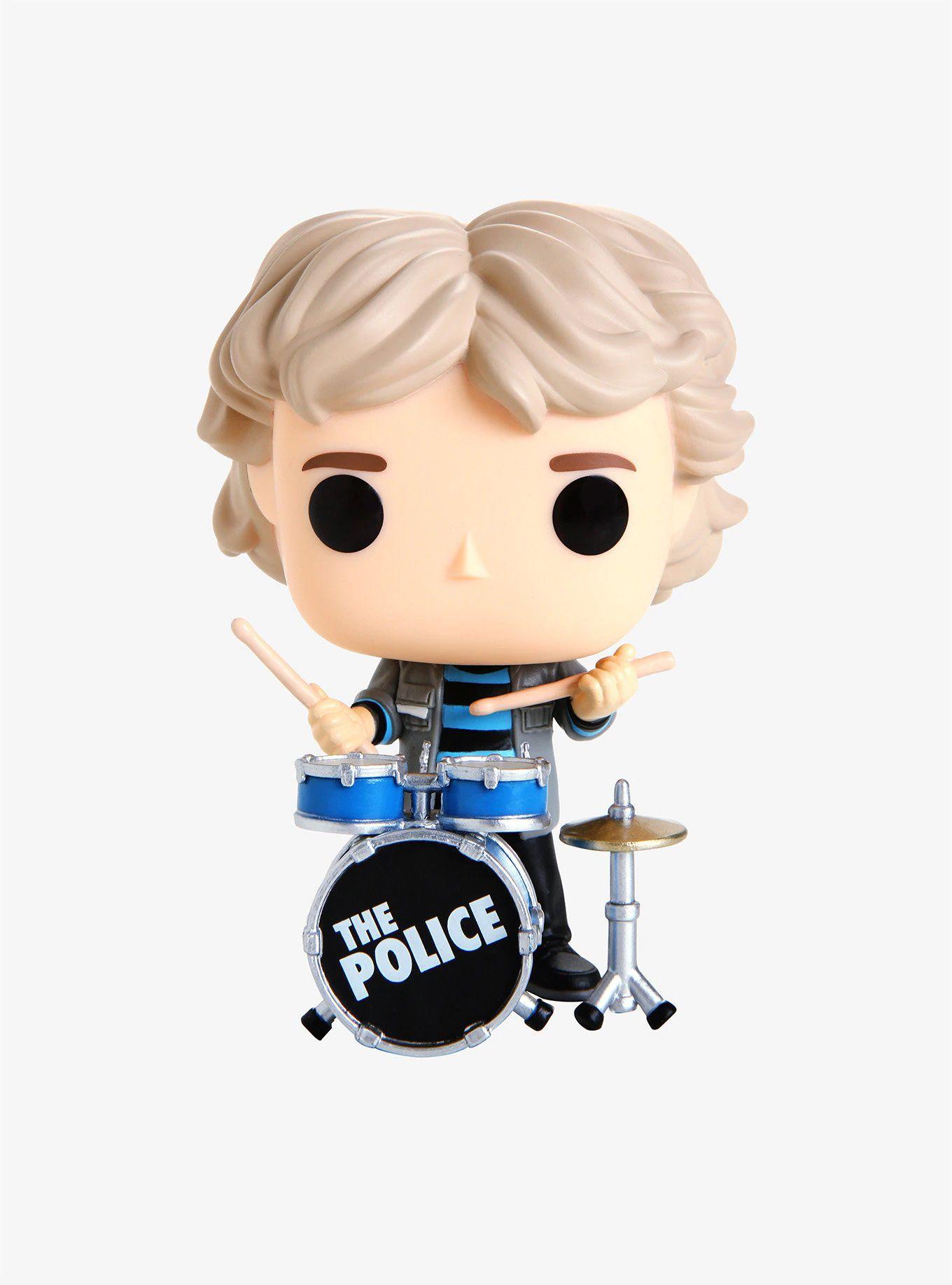 Stewart Copeland #119 - The Police - Funko Pop! Rocks