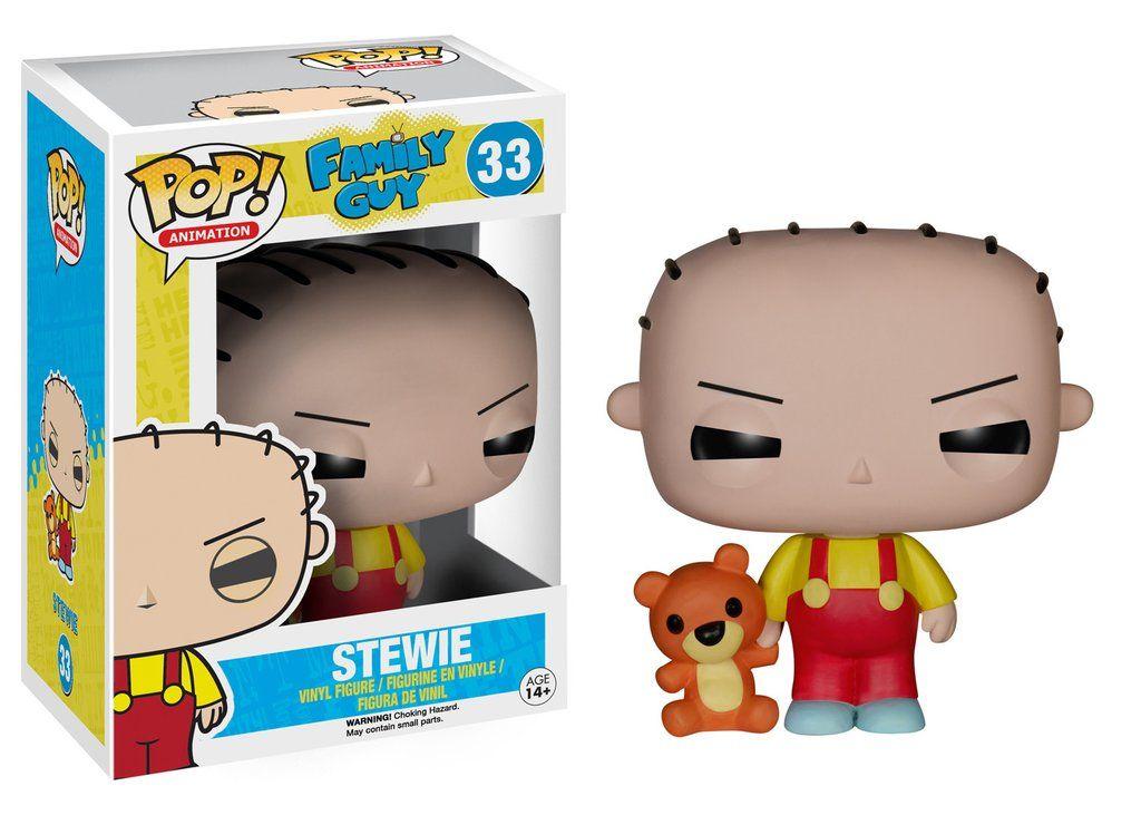Stewie #33 - Family Guy - Funko Pop! Animation
