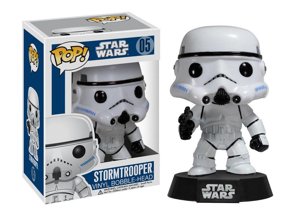 Stormtrooper #05 - Star Wars - Funko Pop!