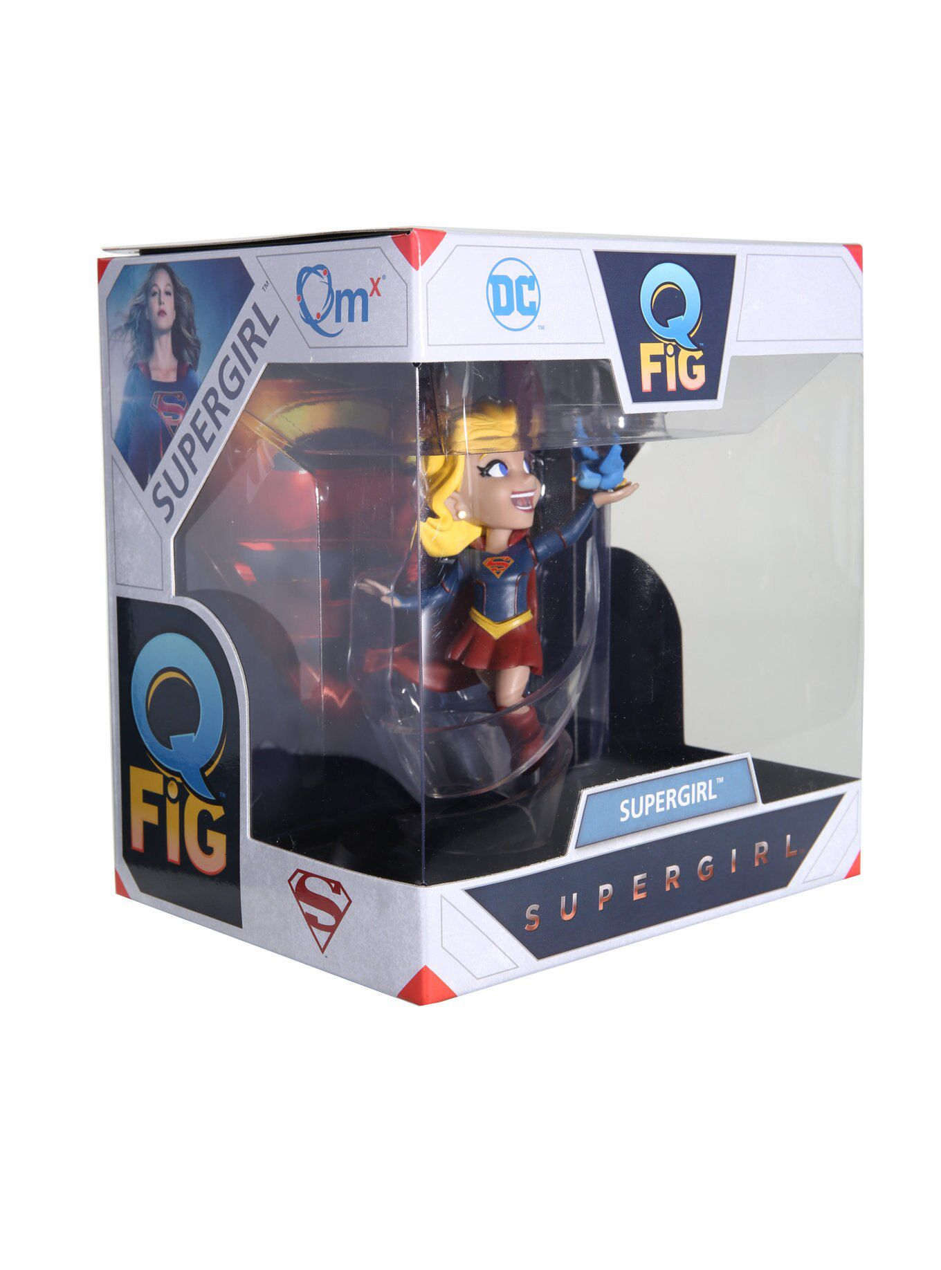 Supergirl (Super Moça) - Q-Fig - Quantum Mechanix