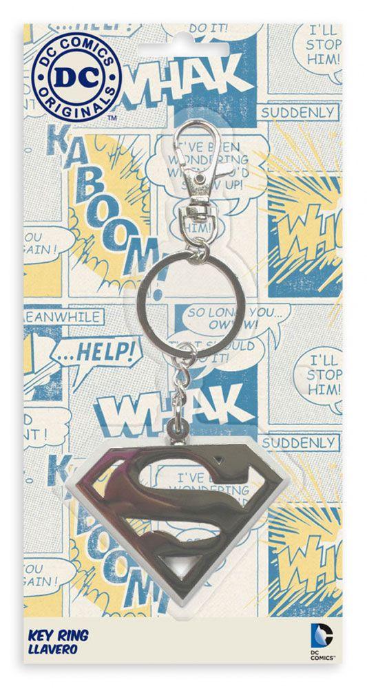 Chaveiro Superman ( Super Homem ) - DC Comics - SD Toys