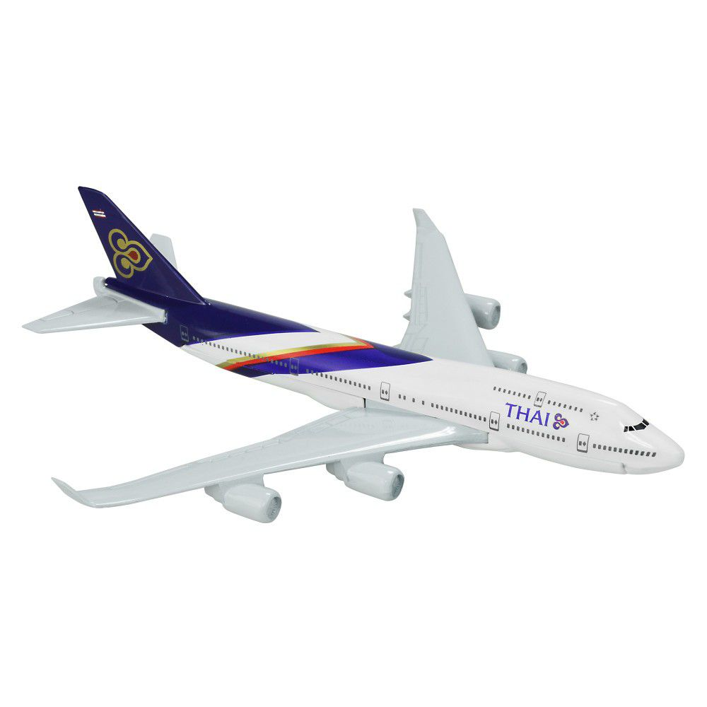Thai Airways - Boeing 747