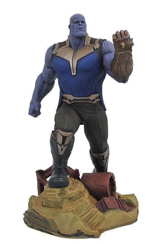 Thanos - Avengers Infinity War (Vingadores Guerra Infinita) - Marvel Gallery - Diamond Select Toys