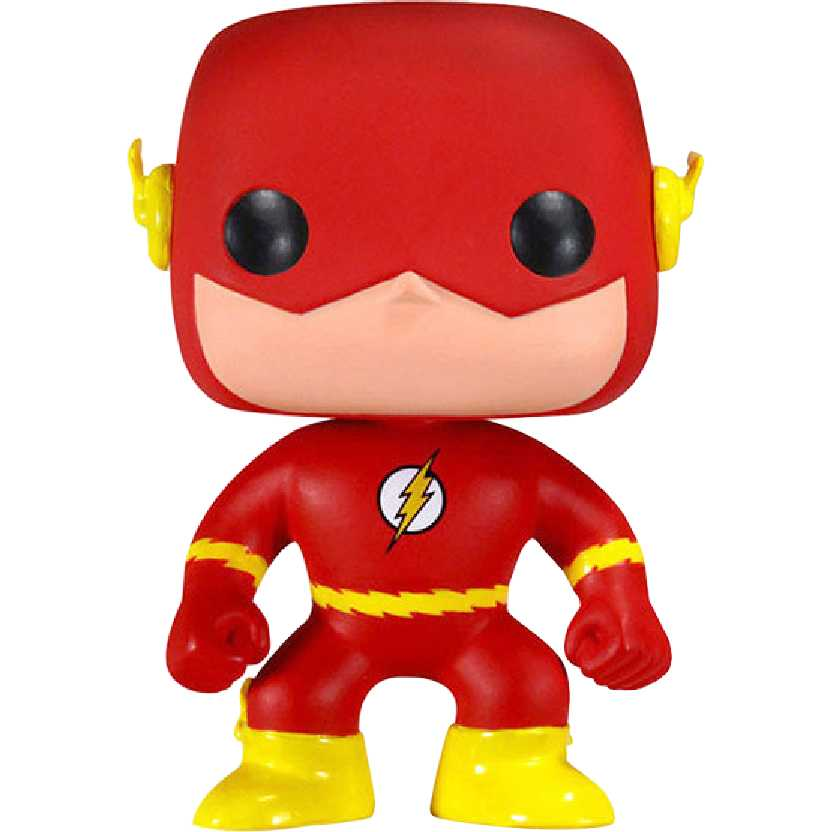 The Flash #10 - DC Universe - Funko Pop! Heroes