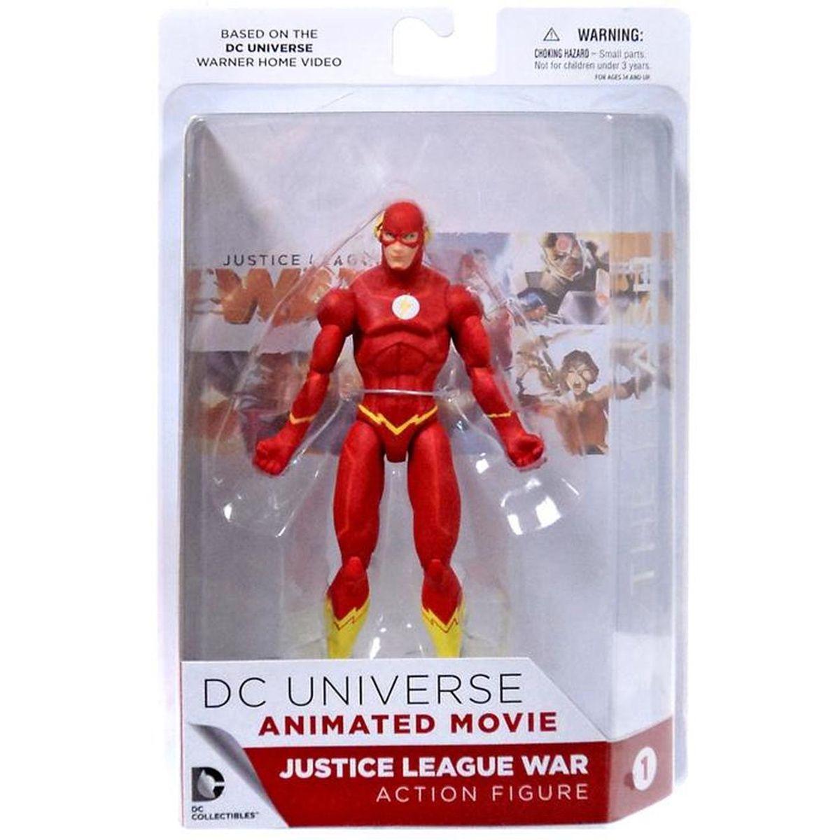 The Flash - Justice League War ( Liga da Justiça Guerra ) - DC Collectibles