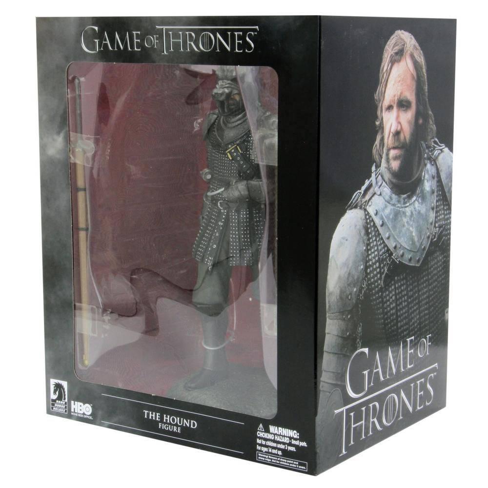 The Hound - Sandor Clegane - Game of Thrones - Dark Horse